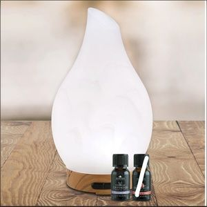 The Essenza Ultrasonic Diffuser- lavender